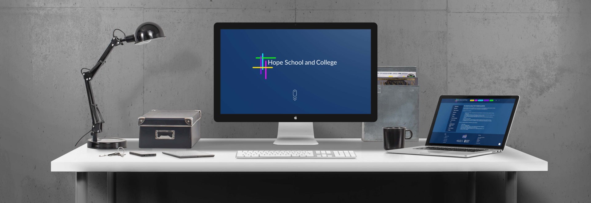Hope School and College