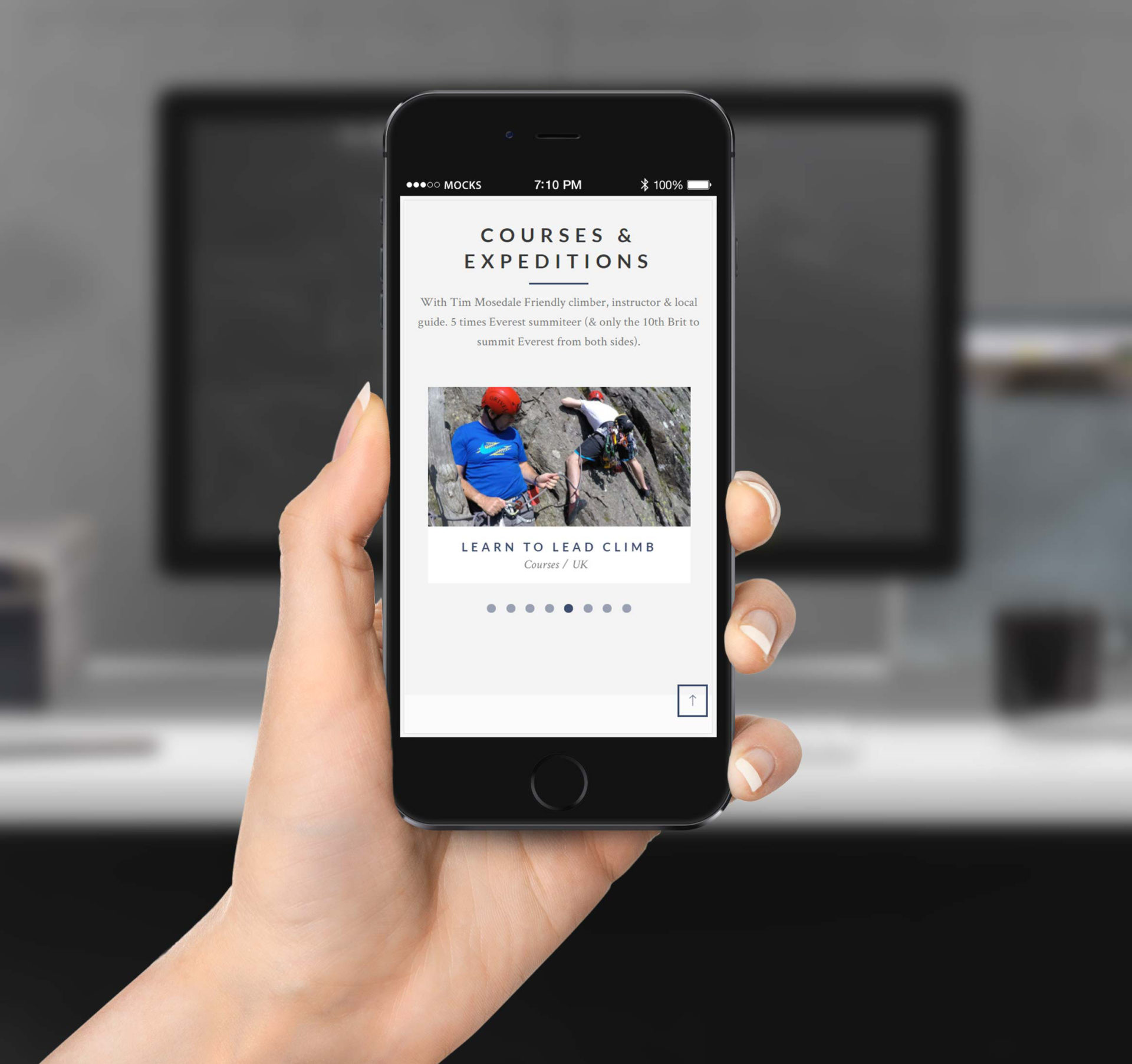 Tim Mosedale | Mobile Friendly Website Design